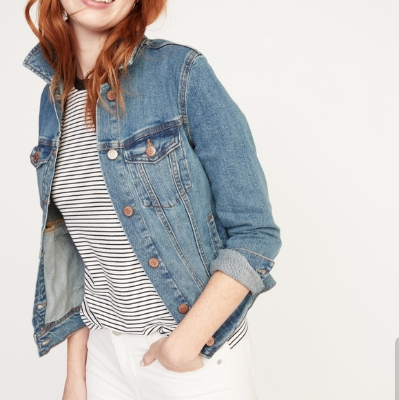Old Navy Jackets & Blazers - New Old Navy jean jacket